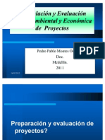 1 FoRmula y Evla Proye UdeaOC2011