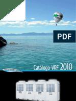 CatalogoVRF TOSHIBA