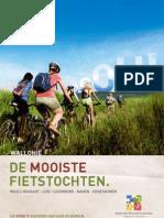 De mooiste fietstochten van de Ardennen  Vakantie brochure