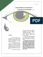 Eye Interface Technology