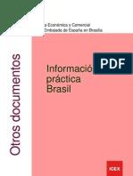 Informacion practica Brasil
