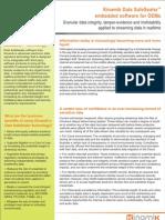 Kinamik Data Safe Sealer Datasheet