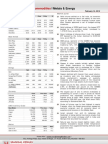 Commodities - Metals & Energy for Feb. 14, 2012