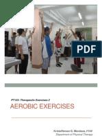 (8)Aerobic Exercises - KGM