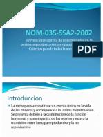 NOM-035-SSA2-2002