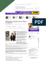Notícia Antoni Tápies