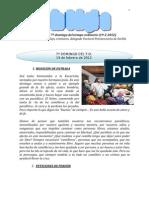 GUIA LITURGICA PARA EL 7°DOMINGO DEL TIEMPO ORDINARIO | ALIANZA DE AMOR