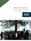 Sintesis Ciclo de Coloquios; Barrios y Ciudad