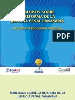 folleto_de_educacion_practica sobre la reforma  de la justicia penal panameña