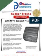 OTR Wheel Engineering Rubber Tracks Cat ASV Tracks Jan19 2012