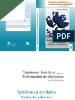 Cuadernos Practicos de Enf Alzheimer y Demencias