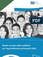 Quadro europeo qualifiche per l'apprendimento(EQF)