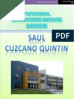 Tutorial Movie Maker ( Cuzcano Quintin, Saul )
