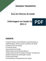 1 Aula Ementa SC II