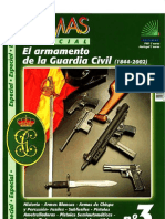 """EL ARMAMENTO DE LA GUARDIA CIVIL (1844-2002)"""