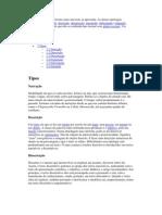 Tipologia textual é a forma como um texto se apresenta