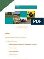 CDC Rapport activité 2010
