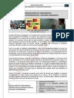 69. COMUNICACIÓN DEL CONOCIMIENTO Y VIGILANCIA EPISTEMOLOGICA