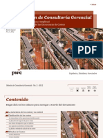 La Naturaleza y Amplitud del Control de las Estructuras de Costos | PwC Venezuela