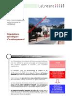 PLU - Orientations spécifiques d'aménagement