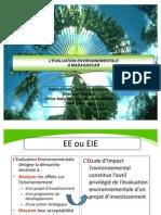 évaluation environnementale à Madagascar