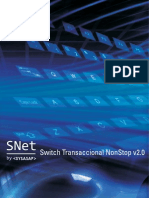 SNET - Switch Transaccional NonStop v2.0