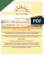Matrixwelle-Korfu