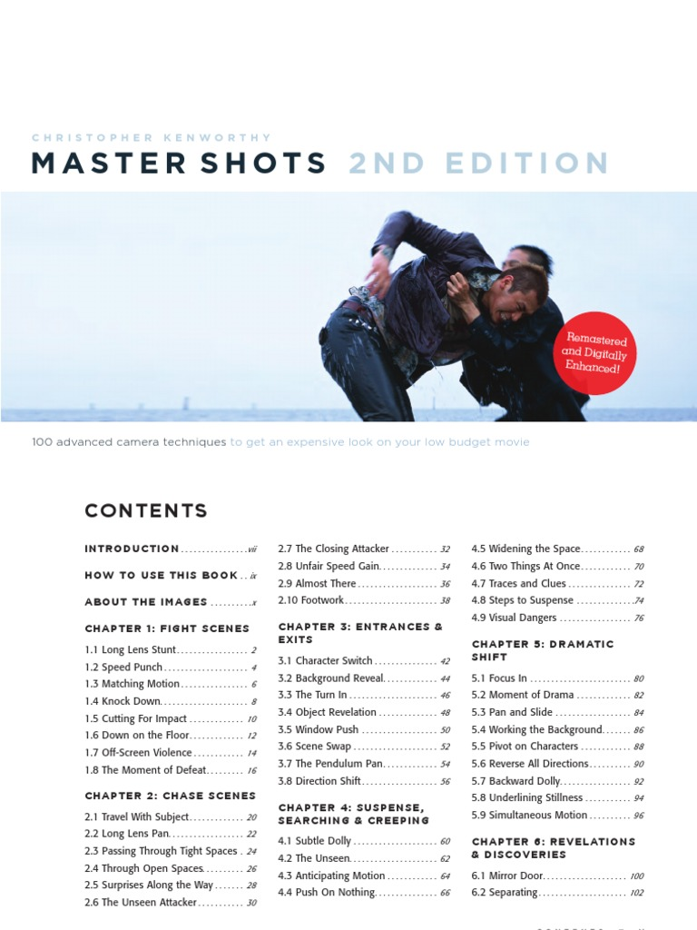 Master shots vol 1 2nd edition adobe photoshop actor fandeluxe Choice Image