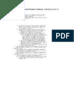 Aircraft Maintenance Manual Capitulo Ata 72