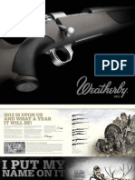 2012 Weatherby Catalog