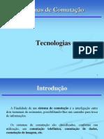 1-Sistemas de Comuta e Tecnologia