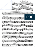 Capricho n°5 de Paganini