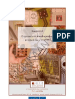 Hegedűs József - Programozás létradiagramos programozási nyelven (2010, 67 oldal)