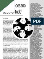 Documento do setor juventude