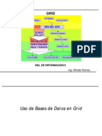 Base de Datos Grid