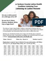 Listening to Latino Parents