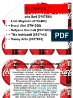 Kelompok 7_power Point Coca Cola