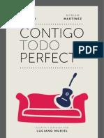 Dossier de Contigo todo perfect (Obra de teatro)