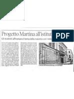 Progetto Martina al Barbarigo