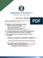 Windows 7 Info