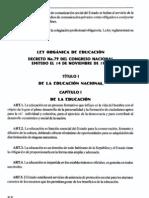 ley.organica.educacion