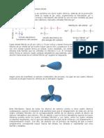 Hibridación tetragonal SP3