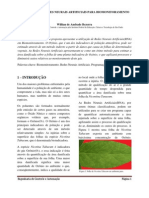 UTILIZAÇÃO DE REDES NEURAIS ARTIFICIAIS PARA BIOMONITORAMENTO