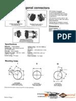126 218 WPI_126 Series Hexagonal_Connectors