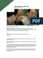 Kliping Berita Perumahan Rakyat Online, 17 Februari 2012