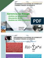 Exposición Análisis de Sensibilidad EMV Montecarlo Def