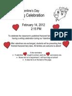 Valentine's Day2012