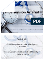 Hipertensión Arterial 3
