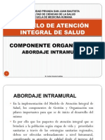 3era CLASE Atencion Integral 2010-2 Intramural