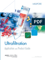 Millipore UF Catalog